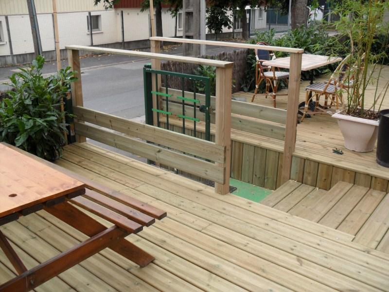 Terrasse Bois Composite Design Diverses