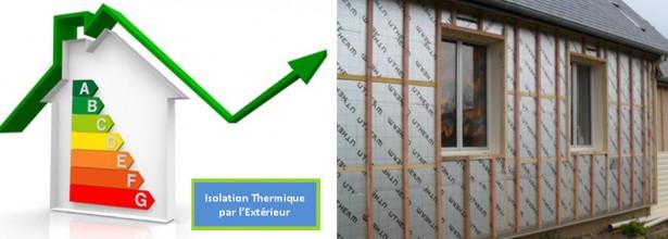 Isolation Thermique par extérieur Rennes - ID Concept Bois